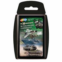 Top Trumps Bundeswehr Soldaten Quartettspiel Kartenspiel Quartett Karten Spiel