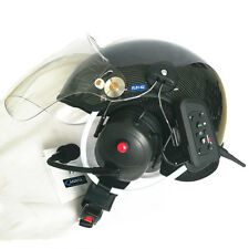 NEW YUENY bluetooth carbon fiber paramotor helmet with bluetooth intercom 1000M