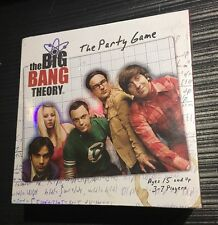 *SEALED* The Big Bang Theory The Party Game CZE01200 Cryptozoic NEW