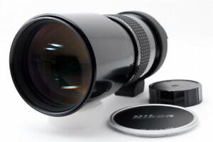 Nikon Ai Nikkor 300mm f/4.5 MF Telephoto Lens From JAPAN [Exc+++++]