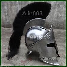 Collectible Medieval Armour KING LEONIDAS GREEK SPARTAN 300 HELMET Wearable Helm