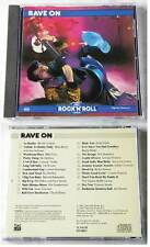 THE ROCK´N´ROLL ERA Rave On - Shadows,... 1992 Time Life CD TOP