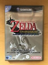 THE LEGEND OF ZELDA: THE WIND WAKER - NINTENDO GAMECUBE - EDICION LIMITADA