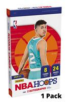 2020-21 Panini Hoops Basketball Pack from Hobby Box Presale (1 Pack) ????