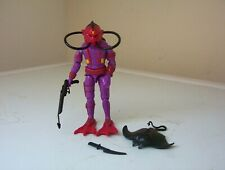 vintage Action Force/G.I.JOE, COBRA HYDRO VIPER figure [complete]
