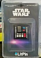 Star Wars Darth Vader Chest Plate LitPin