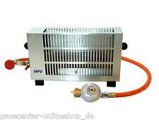 Heizer 1,7 kW regelbar mit Zündsicherung Campingheizung Gas Propangas Flüssiggas