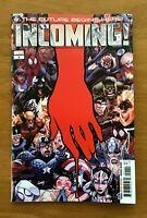 Incoming # 1 2019 Patrick Gleason Main Cover 1st Print Marvel Comics NM+
