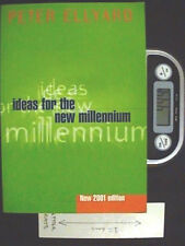 Ideas for the New Millennium - SC by Peter Ellyard