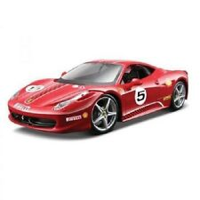 Bburago 1:24 458 CHALLENGE Diecast Model Sports Racing Car Vehicle Toy IN BOX