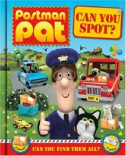 POSTMAN PAT - CAN YOU SPOT? 501 things to find HARDBACK igloo books