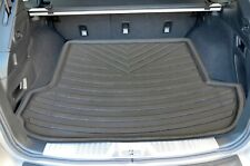 Cargo Trunk Mat Boot Liner Plastic Foam Raised Lip for Subaru Outback 15-19