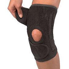 Mueller Patella Knee Stabilizer (Black) 4539 adjustable compression/ easy on off