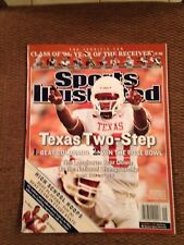 SPORTS ILLUSTRATED December 5 2005 Vince Young Texas Longhorns CHAMPIONSHIP NCAA