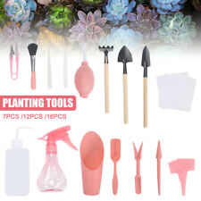Plastic Mini Garden Bonsai Succulent Plants Transplanting Hand Gardening Tools