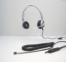 Plantronics H361 Headset for SNOM  320 360 370 710 760 820 Cisco 7910 7911 7912