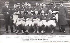 Uxbridge Football Club 1904-5 by P.W. Pewsey, Uxbridge. Thonger, Prosser, &c.