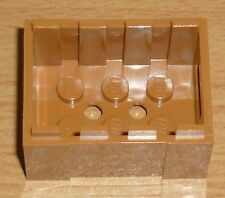 Lego City Kiste in hell braun