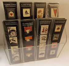 Wholesale joblot of Magnetic Bookmark Sets with retail display - 48 Packs of 4