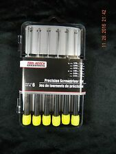 Hardware Precision Screwdriver Set 1/16 5/64 3/32 both Flat head and phillips
