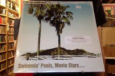 Dwight Yoakam Swimmin' Pools, Movie Stars... LP sealed colored vinyl + download