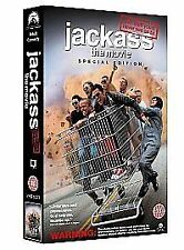Jackass - The Movie (VHS, 2003)