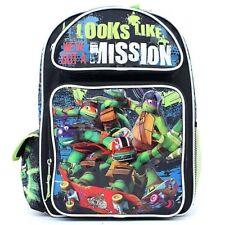 """Teenage Mutant Ninja Turtles 16"""" Large Backpack - We've Got Mission"""