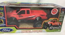 NIB FORD F 250 DIESEL POWER RC TRUCK RADIO CONTROL NEW IGNITE