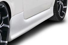 Coppia Minigonne per Fiat 500 per tutti i modelli cinquecento