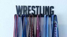 Wrestling Medal Rack Sports Display Holder Hanger School Sports