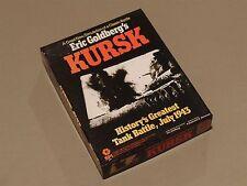 Kursk - Eric Goldberg - Simulations Publications Inc SPI - P - Complete + Bonus