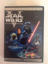 Star Wars The Empire Strikes Back (DVD ) out of print Authentic US