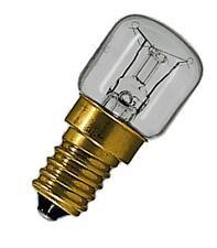 Back horno lámparas 6 trozo sunlux bombilla horno lámpara t22 e14 15w 300 grados #543