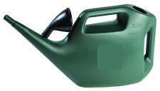 10 Litre 2 Gallon GREEN Large Plastic Watering Can Garden Plants Water (UK MADE)