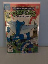 TEENAGE MUTANT NINJA TURTLES ADVENTURES#5 VF 1989 ARCHIE COMICS