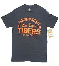 Mens University of Auburn Tigers War Eagle Crew Neck T-Shirt Size S New w/ Tags