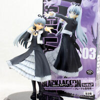 Black Lagoon 003 Gretel Figure Banpresto JAPAN ANIME MANGA