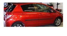 Zierleiste Seitenschutz Türschutz für Toyota Yaris Hatchback 5-Türer 2011-