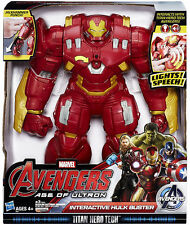 Marvel Avengers Age Of Ultron Titan Hero Tech #Interactive Hulk Buster 2015 UK