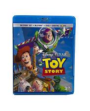 New ListingToy Story (3D Blu-Ray Disc, 2011) 4-Disc Set - Disney Pixar
