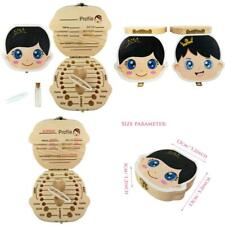 Baby Tooth Fairy Keepsake Box | Tooth Box For Lost Teeth Kids - Baby Party Bir
