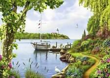 1000 pièces Puzzle Boat Days Ravensburger 194049