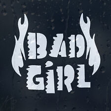 Bad Girl Car Decal Vinyl Sticker For Window Bumper Panel