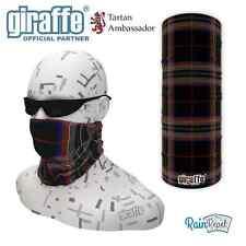 Torba Scozzese Tartan multifunzionale Headwear Fromlowitz basso di lenza Bandana tube