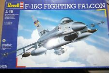REVELL 1:48 F-16C FIGHTING FALCON    04524