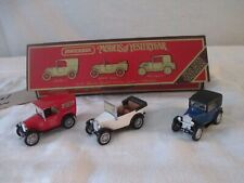 Matchbox Models of Yesteryear YSD-65 Special Limited Edition Austin 7 Collection