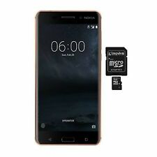 Nokia 6 - 32GB - Copper Smartphone