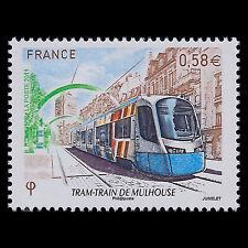 "France 2011 - Tram Trains ""Mulhouse"" - Sc 3931 MNH"