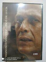 DE LUCIA PACO - FRANCISCO SANCHEZ (2 DVD) doppio nuovo