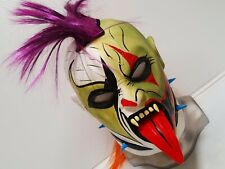 PSYCHO CLOWN WRESTLING MASK LUCHADOR COSTUME WRESTLER LUCHA LIBRE MEXICAN MASKE
